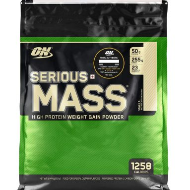 Optimum Nutrition (ON) Serious Mass Gainer