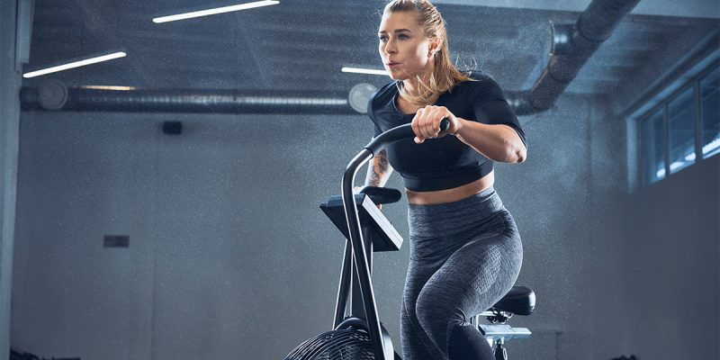 Using An Exercise Cycle For Weight Loss