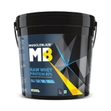 Muscleblaze Raw Whey Protein- A Review